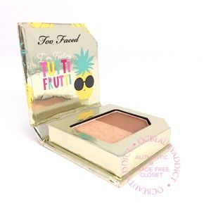 Too Faced Makeup - Too Faced Pineapple Paradise Bronzer Mini